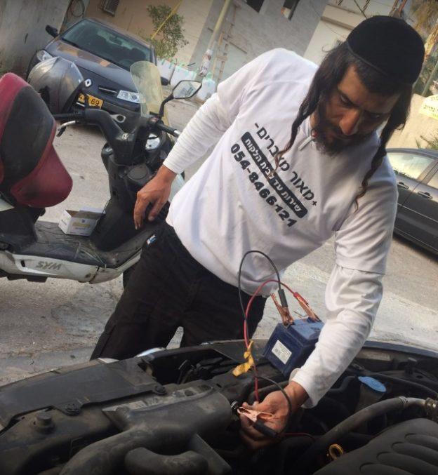 מאור מצברים לרכבים תל אביב